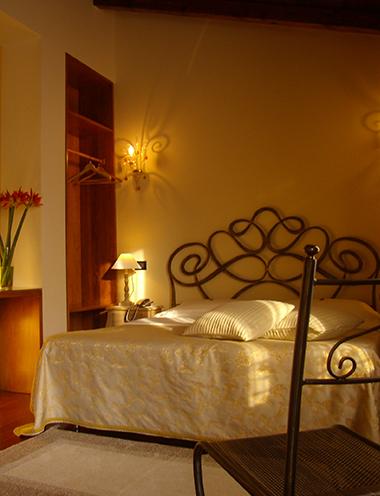 camera matrimoniale-Hotel Isola di Caprera